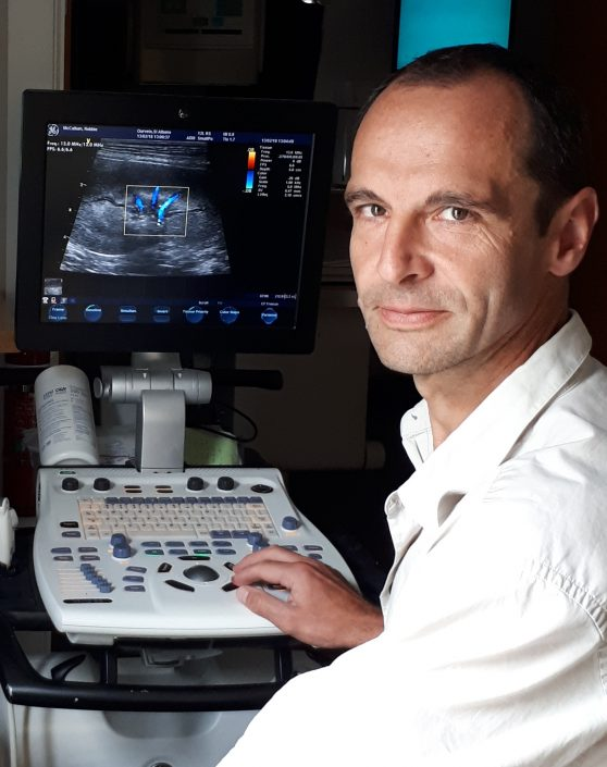 Richard Lucy - Ultrasonography Referral